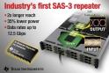 Texas Instruments представила первый в отрасли повторитель SAS-3  (рис.1)