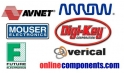 Поставки компонентов с мировых компаний-складов (рис.1)
